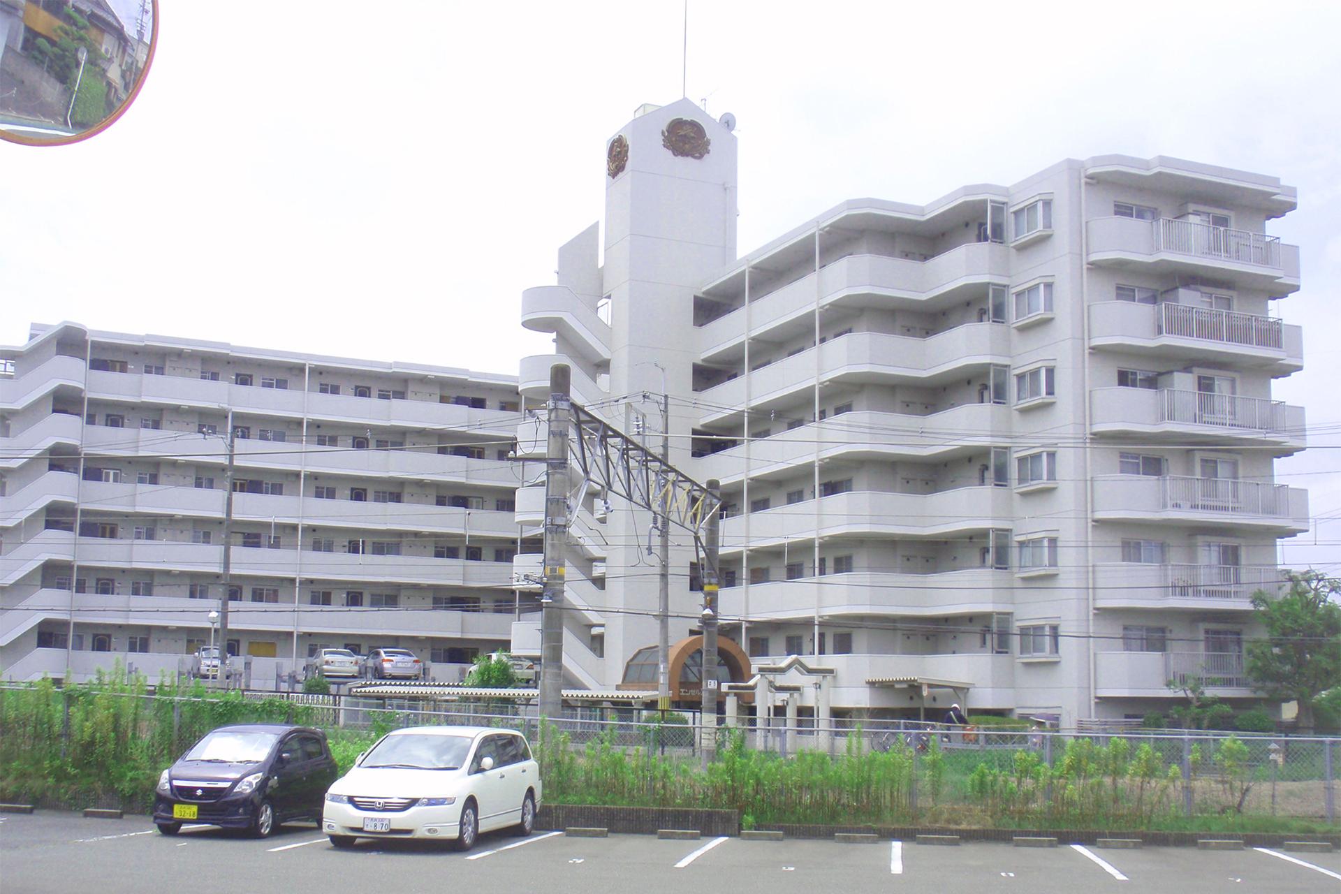エンゼルハイム奈良第2回大規模修繕工事