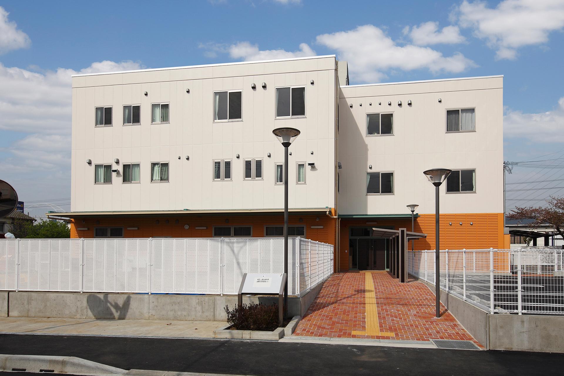 市立児童発達支援センター等新築工事