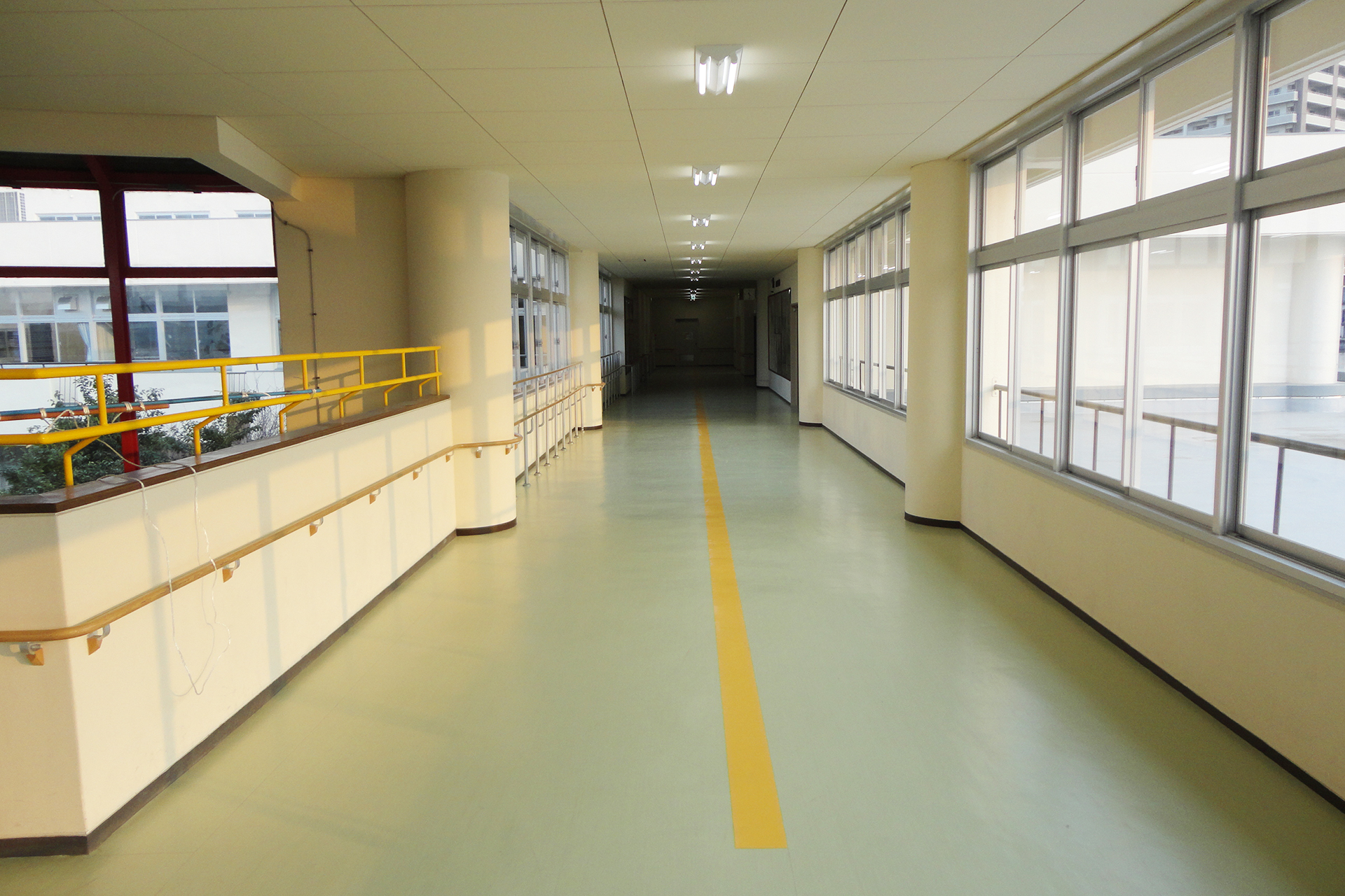 市立岡部小学校 大規模改造工事